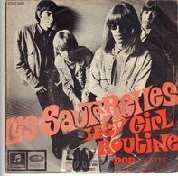 Les Sauterelles - Hey Girl / Routine