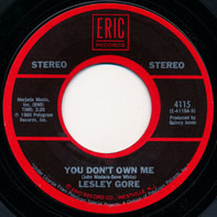 Lesley Gore - You Don't Own Me / Judy's Turn To Cry