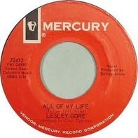 Lesley Gore - All Of My Life / I Cannot Hope For Anyone