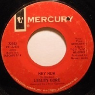 Lesley Gore - Hey Now