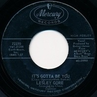Lesley Gore - I Don't Wanna Be A Loser / It's Gotta Be You