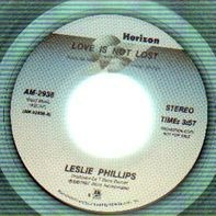 Leslie Phillips - Love Is Not Lost