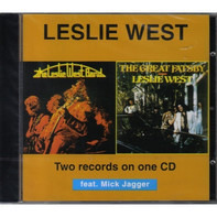 Leslie West - The Leslie West Band / The Great Fatsby