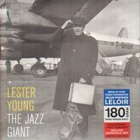 Lester Young - Jazz Giant -HQ/Gatefold-