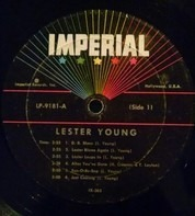 Lester Young - The Great Lester Young
