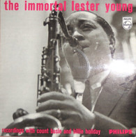 Lester Young - The Immortal Lester Young