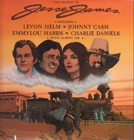 Levon Helm, Johnny Cash, Emmylou Harris, etc - The Legend Of Jesse James