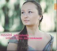 LEZHNEVA,JULIA/MINKOWSKI,MARC/SINFONIA VARSOVIA - Opernarien