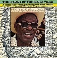 Lightnin' Hopkins - Legacy Of The Blues Vol.12