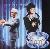 Linda Ronstadt With Nelson Riddle And His Orchestra - For Sentimental Reasons
