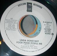 Linda Ronstadt - Poor Poor Pitiful Me / Tumbling Dice