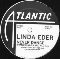 Linda Eder - Never Dance