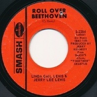 Linda Gail Lewis & Jerry Lee Lewis - Roll Over Beethoven