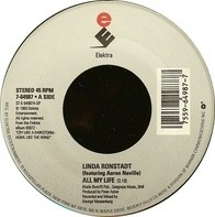 Linda Ronstadt - All My Life / Shattered