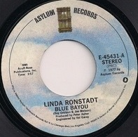 Linda Ronstadt - Blue Bayou / Old Paint