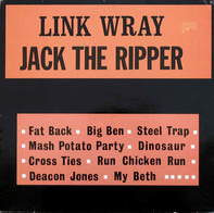 Link Wray And His Ray Men - Jack The Ripper