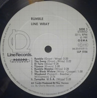 Link Wray - Rumble