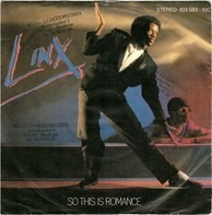 Linx - So This Is Romance