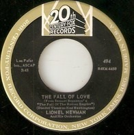 Lionel Newman - The Fall Of Love / What A Way To Go
