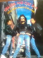 Lisa Lisa & Cult Jam - little jackie wants to be a star