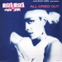 Lisa Lisa & Cult Jam With Full Force - All Cried Out / Behind My Eyes