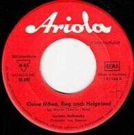 Liselotte Malkowsky / Lale Andersen - Kleine Möwe, Flieg Nach Helgoland / Der Junge An Der Reling