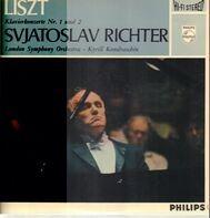 Liszt - Klavierkonzert Nr. 1 Es-Dur / Nr. 2 A-Dur (Sviatoslav Richter)