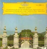 Liszt - Klavierkonzerte Es-dur und A-dur, Franziskus-Legende..., Tamàs Vàsàry