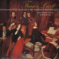 Liszt - Klavierkonzerte Nr.1 Es-dur & Nr.2 A-dur (Svjatoslav Richter)