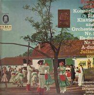 Liszt - Konzerte für Klavier und Orchester Nr.1 Es-dur, Nr.2 A-dur