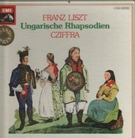 Liszt - Ungarische Rhapsodien (Cziffra)