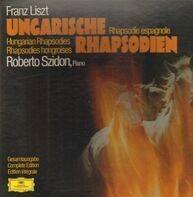 Liszt - Ungarische Rhapsodien (Roberto Szidon)