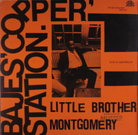 Little Brother Montgomery - Bajes Copper Station