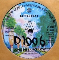 Little Feat - Long Distance Love / Romance Dance