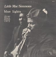 Little Mac Simmons - Blue Lights