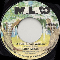 Little Milton - A Real Good Woman