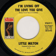 Little Milton - That's What Love Will Make You Do