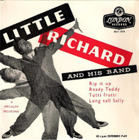 Little Richard And His Band - Little Richard And His Band