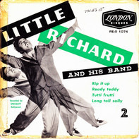 Little Richard And His Band - 2 - Rip It Up