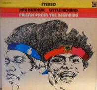 Little Richard / Jimi Hendrix - Friends - From The Beginning