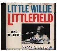 Little Willie Littlefield - Paris Streetlights