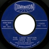 Little Eva - The Loco-Motion / He Is The Boy