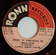 Little Johnny Taylor - It's My Fault Darling