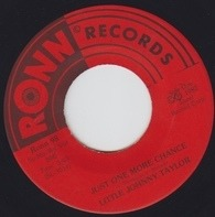 Little Johnny Taylor - Just One More Chance / A New Song