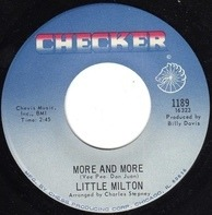 Little Milton - More And More / The Cost Of Living