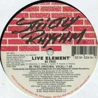 Live Element - Be Free