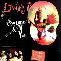 Living Colour - Solace Of You (The Miracle Biscuit 4-Track Live 12')