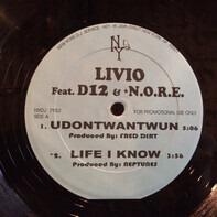Livio / Kool G Rap - UDONTWANTWUN / After Life