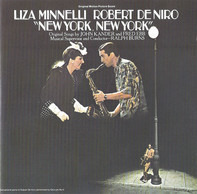Liza Minnelli , Robert De Niro - New York, New York (Original Motion Picture Score)