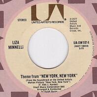 Liza Minnelli - Theme From New York New York